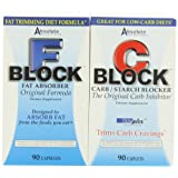 Absolute Nutrition, Carb Blocker and Fat Blocker, Dynamic Duo