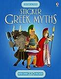 img - for Sticker Greek Myths book / textbook / text book
