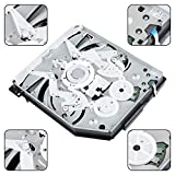 Tangxi PS4 KEM-490 DVD Drive Replacement Game Console Replacement Enclosure Blu-Ray DVD CD Disk Drive