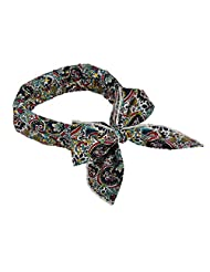 Paisley Sweat Headbands Ice Scarf Summer Camping Cool Fashion Womens