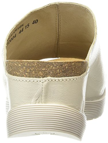004 Mujer offwhite Sandalias London Fly Wigg672fly Hueso OwPBq1TWH