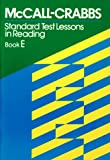 Mccall-Crabbs Standard Test Lessons in Reading: Book E