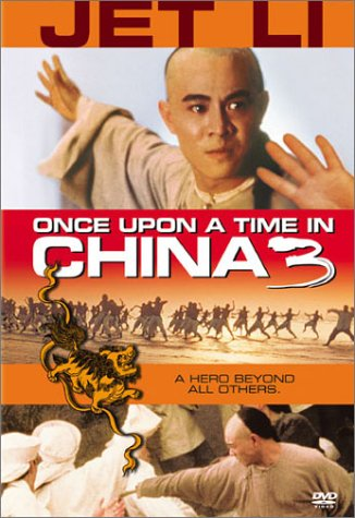 Once Upon a Time in China 3 (Once Upon A Time In China Iii)