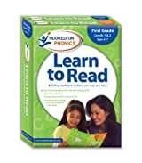 Hooked on Phonics Learn to Read 1st Grade Complete