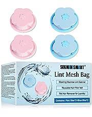 Pet Hair Remover for Laundry,Pet Hair Remover Washing Machine,Reusable Washing Machine Lint Catcher Household Washing Machine Lint Mesh Bag