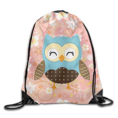 LALayton Owl Leisure For Travel Bag