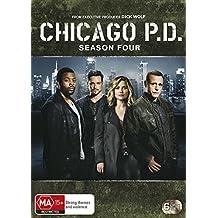 Chicago P.D. Season 4   NON-USA Format   PAL   Region 4 Import - Australia