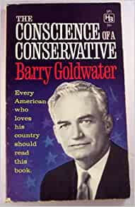 Barry goldwater book conscience conservative treehouse