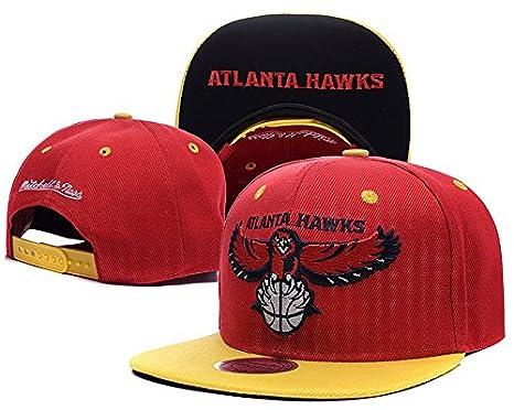 Atlanta Hawks Snapback hat cap berretto casquette kappe gorra 1433   Amazon.es  Deportes y aire libre 5d7bbb3279c7