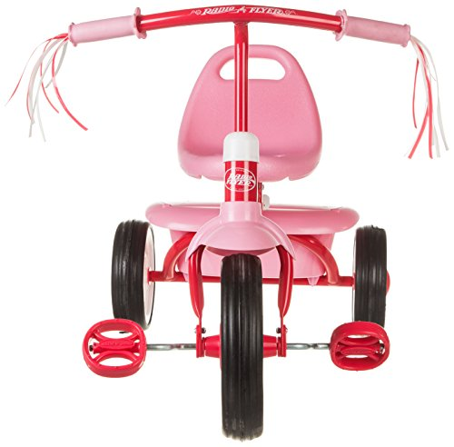 042385980195 - Radio Flyer Girls' Fold 2 Go Trike carousel main 1