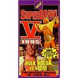 NWA WCW 1995 VHS SUPERBRAWL 5 V