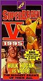 Superbrawl V 1995 [VHS]