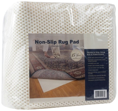 Cushion Grip Non-skid Area Rug Pad for 5-Feet by 8-Feet Rug