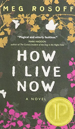 book cover of How I Live Now