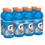 Gatorade Thirst Quencher Fierce, Blue Cherry, 20 Ounce (8 Count)