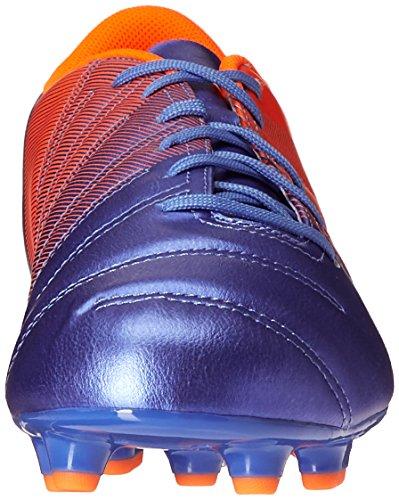 Scarpa da calcio per uomo Evopower 4.3 Fg, blu Yonder / Puma bianca, 11 M US