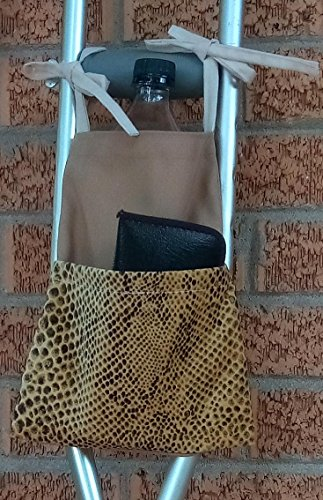 Python #2 Crutch Bag Pouch Storage from Craft and Sewing Box