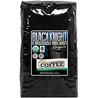 Black Knight Dark Roast OFT, Dark Roast Coffee Beans
