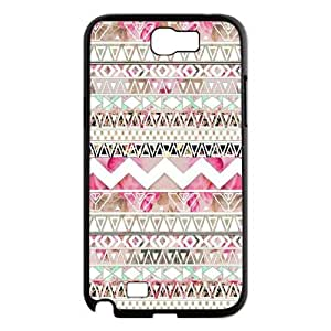 Aztec Tribal Pattern New Fashion DIY Phone Case for Samsung Galaxy Note 2 N7100,customized cover case ygtg536834