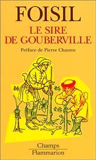 Le Sire de Gouberville par Madeleine Foisil
