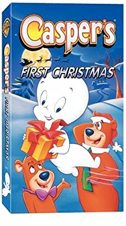 Doug Christmas Story Vhs.Amazon Com Casper S First Christmas Vhs Daws Butler Ida