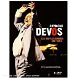 Raymond Devos : Les 100 plus grands sketches - Coffret 3 DVD