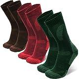Merino Wool Hiking & Walking Socks for Men, Women & Kids, Trekking, Multipack