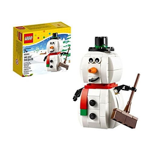 LEGO, Snowman Set (40093) for under the Christmas Tree