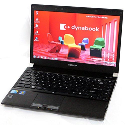 TOSHIBA 東芝 dynabook PORTEGE R700 Core i5 4GB 320GB 13.3型液晶 Bluetooth パソコン