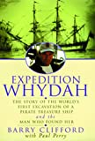 Expedition Whydah, Barry Clifford and Paul Perry, 0060192321