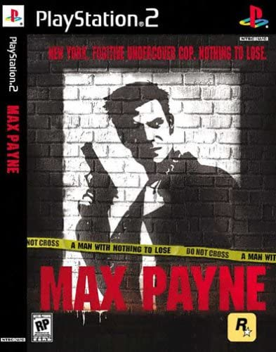 Max Payne Sony Playstation 2 Ps2 Uk Pal Game Amazon Co Uk Pc