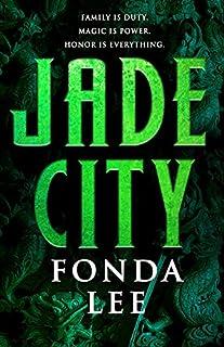 Book Cover: Jade City