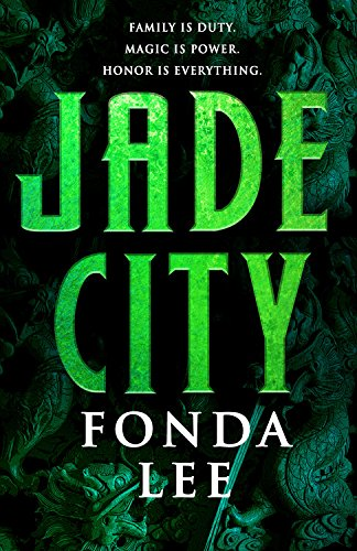Book Cover: Jade City