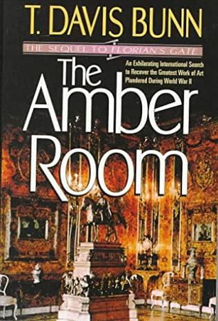 book cover of The Amber Room