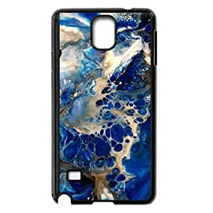 Custom DIY Case Marble Pattern Picture For Samsung Galaxy NOTE4 Case Cover APPL8258001