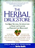Herbal Drugstore, Linda B. White and Steven Foster, 1579541348