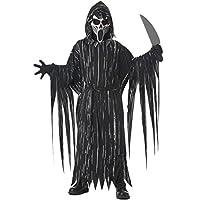 Disfraces de California Disfraz de terror aullando a un niño, X-Large