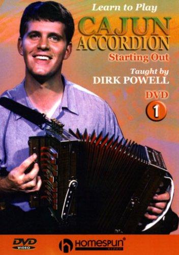 DVD-Learn to Play Cajun Accordion #1