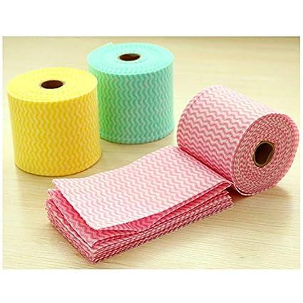 Toalla de limpieza facial desechable de algodón cosmético almohadillas de maquillaje facial toallas de algodón (