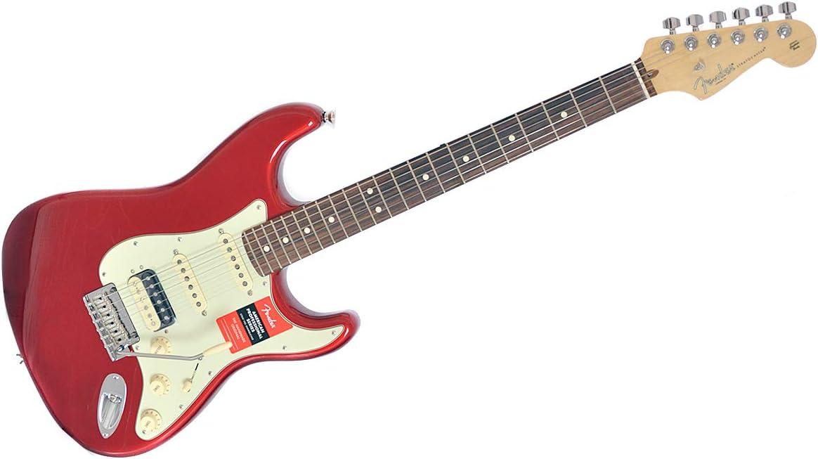 FENDER フェンダー エレキギター American Pro Stratocaster HSS ShawBucker Rose CandyAppleRed