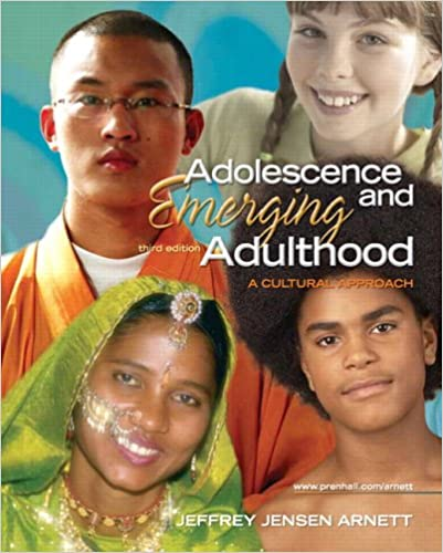 Adolescence and emerging adulthood a cultural approach 3rd adolescence and emerging adulthood a cultural approach 3rd edition jeffrey jensen arnett 9780131950719 amazon books fandeluxe Gallery