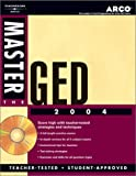 Master the GED 2004, Arco Staff, 0768912334