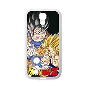 Custom Japan Cartoon Comics Dragon Ball Z Samsung Galaxy S4 I9500 TPU Case Cover phone Cases Covers