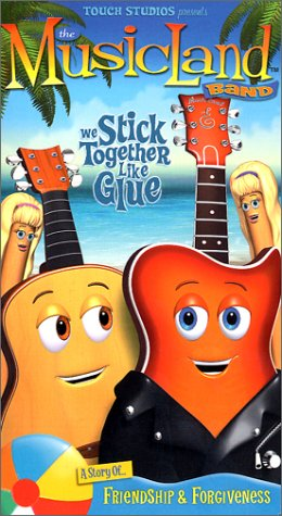 the-musicland-band-we-stick-together-like-glue-vhs