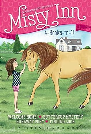 book cover of Marguerite Henry\'s Misty Inn