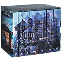 Garri Potter Kollektsiya / Harry Potter Complete Set 7 BOOKS IN RUSSIAN (Special Edition BOX COLLECTORS EDITION.GIFT BOX)