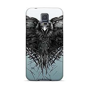 KennethKaczmarek Samsung Galaxy S5 Durable Hard Cell-phone Cases Custom Lifelike Game Of Thrones Season 4 Series [FTq14869QzcD]