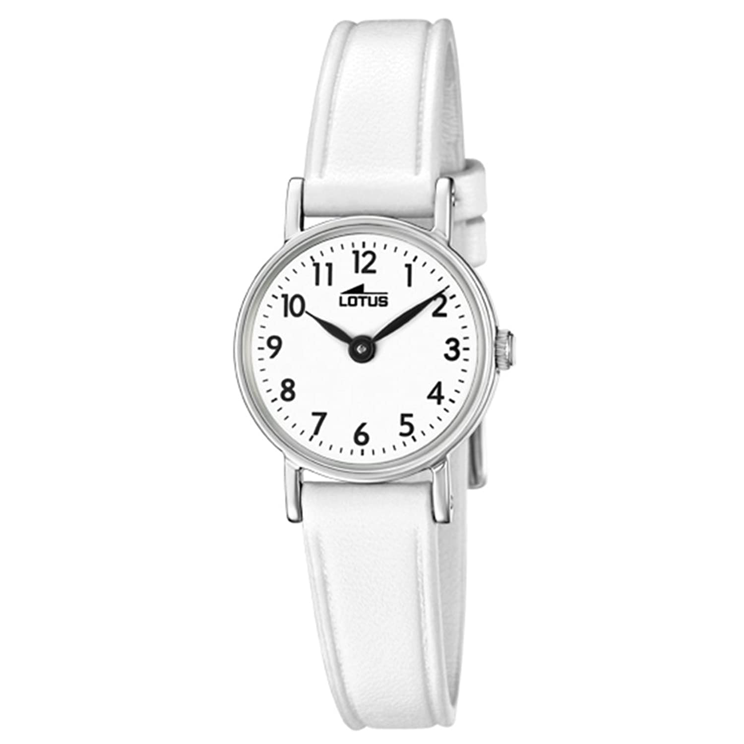 Amazon.com: Lotus Junior Collection 18409/1 Wristwatch for women Excellent readability: Watches