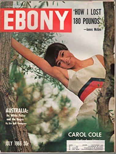 Ebony 27/1966-Australia's White Policy & the Negro-Carol - Policy Store