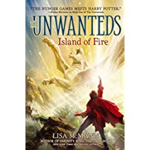 Island of Fire (The Unwanteds)